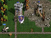 Old Heroes TD online game