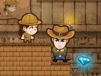The Pyramid Maze online game