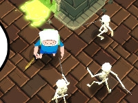 Jake's Dungeon Stone online game