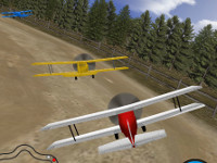 Plane Race 2 online hra