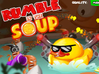 Rumble in the Soup online hra