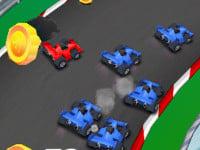 Formula Fever online hra