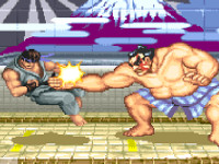 Street Fighters 2 Champions Edition online hra