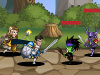 Clash of the Legends online game