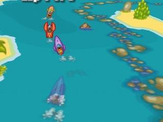 Microboats online hra
