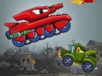 Car Eats Car 5 online hra