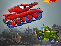 Car Eats Car 5 online game