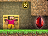 Minecaves online game