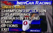 IndyCar Racing online hra