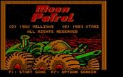Moon Patrol online hra