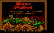 Moon Patrol online game