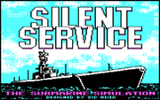 Silent Service online game