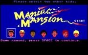 Maniac Mansion Enhanced online hra