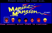 Maniac Mansion Enhanced online hra