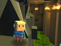 Kogama: Tiki game online game