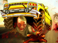 Highway Zombies online hra