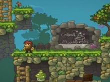 Mushroomer online hra