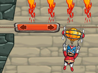 Balloon Hero online hra