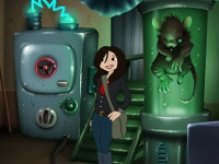 Katja's Escape 2 online hra
