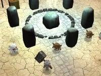 Tiny Sword Warrior online game