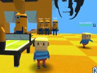 Kogama: Minions Parkour online game