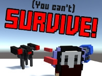 You Can't Survive! online game