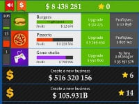 Businessman simulator online game
