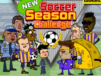New Season Soccer Challenge online game
