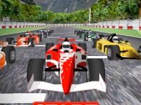 Formula X Speed 3D online hra