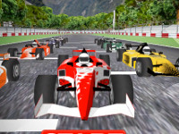 Formula X Speed 3D online game