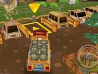 Mega Jurassic Parking online game