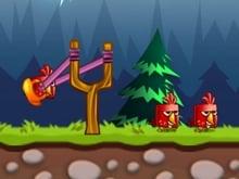 Crazy Birds 2 online hra