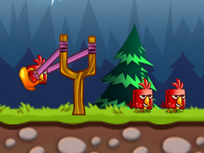 Crazy Birds 2 online game