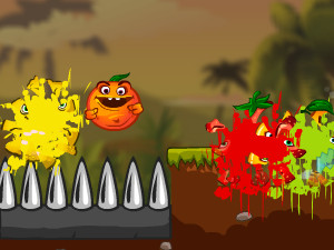 Fruits 2 online hra