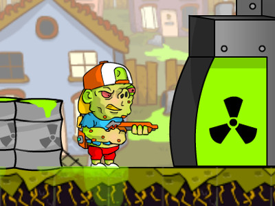 Toxic Town online game