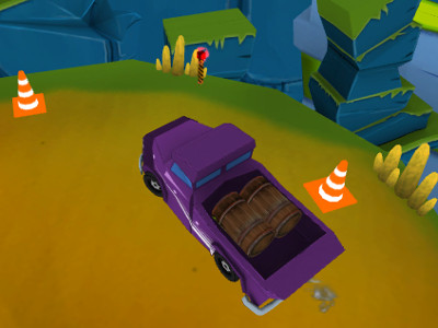 Uphill 3D online game