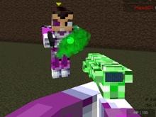 Pixel Warfare v3 online hra