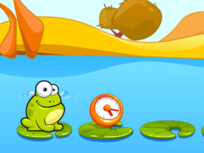 Tap the Frog online game