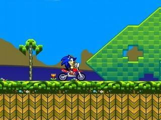 Sonic Moto online game