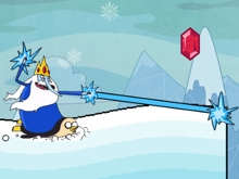 Adventure Time: Romance On Ice online game