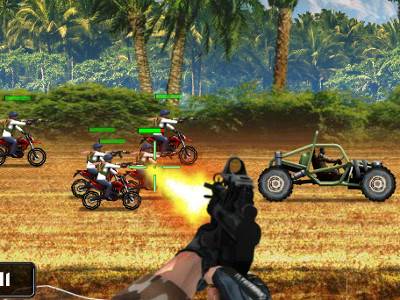 Jungle Armed Getaway online game