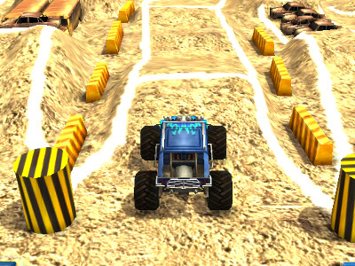 Monster Truck: Off-Road online hra