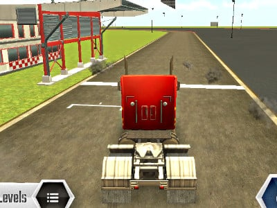Sports Truck Time Trial online hra