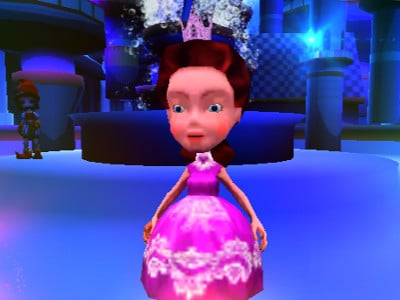 Princess Dressup 3D