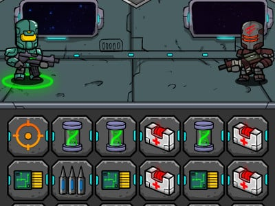 Galaxy Mission online game