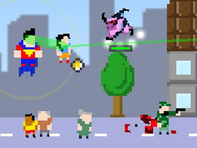 Super Muzhik online hra