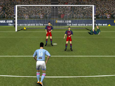 Spanish Liga 2016 online game