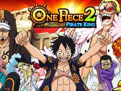 One Piece Online 2: Pirate King online hra