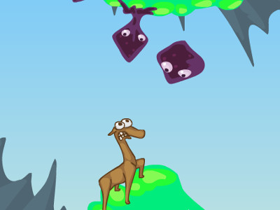 Llamas in Distress online game