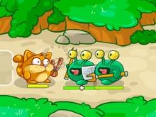 Meow War online hra